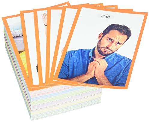 Deutsch lernen mit Fotokarten - Sekundarstufe I/II und Erwachsene: Erste-Hilfe-Wörter (2. Auflage): 300 Fotokarten