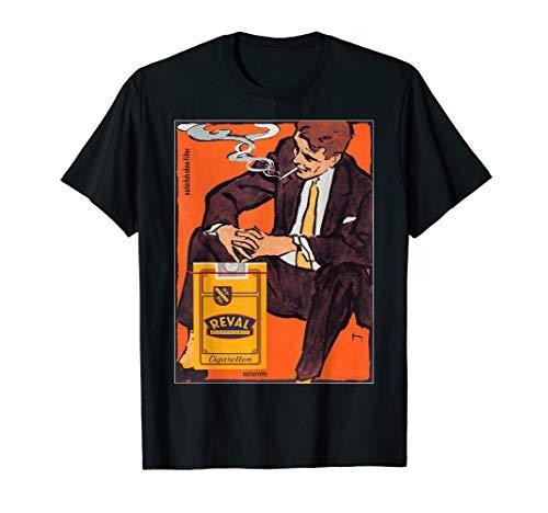 Vintage poster - Reval Cigarettes Retro T-Shirt