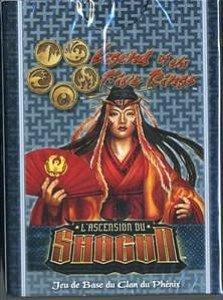 AEG-Légende des 5 anneaux-Booster - L'ascension du shogun