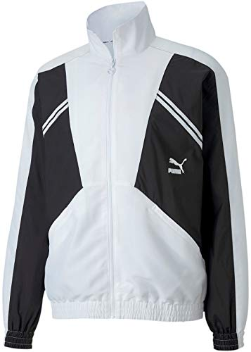 PUMA Puma TFS Woven Jacket Puma White LG