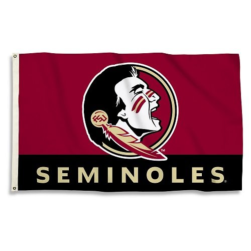 NCAA Florida State Seminoles 3-by-5-foot Flag