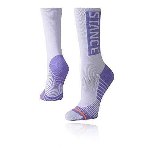 Stance Damen Og Train Crew Socken, Purple, S