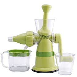 Chef's Star Manual Crank Auger Juicer