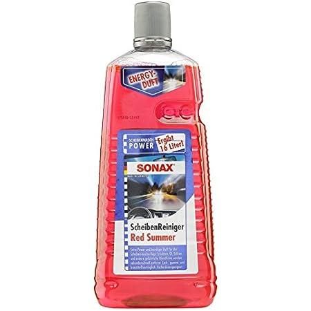 Sonax 2x 02665410 Scheibenreiniger Konzentrat Red Summer 2l Auto