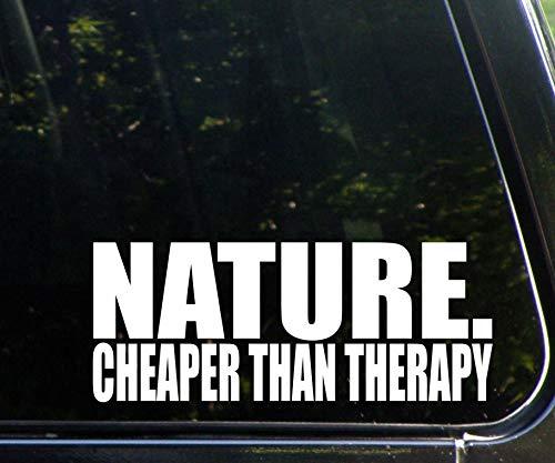 De natuur. Goedkoper dan therapie (9