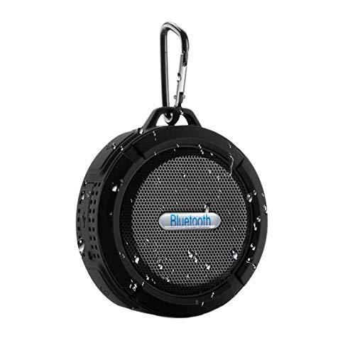 RBNANA Portable Wireless Shower Speaker, Waterproof Bluetooth Speaker,...