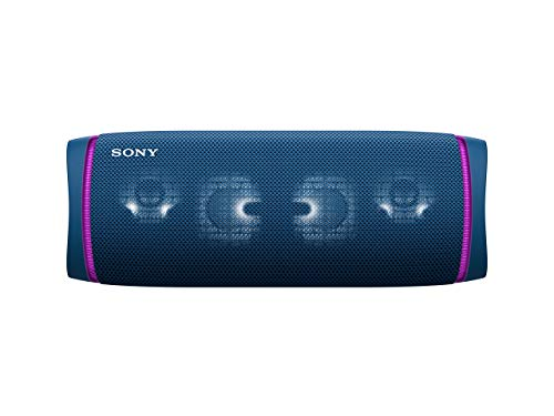 Sony SRS-XB43 tragbarer, kabelloser Bluetooth Lautsprecher (Mehrfarbige...