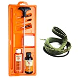 Westlake Market, Hoppes 9mm Pistol/Gun Cleaning Kit Plus Bore Snake for Cleaning Your Handgun - Sold in America, Ships from America