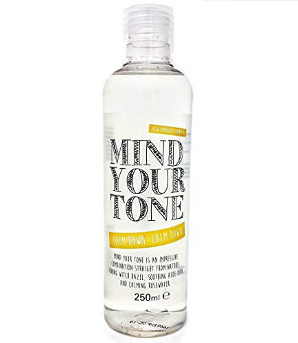Mind Your Tone - Toner Witch Hazel, Aloe Vera e Acqua di rose - 250ml - whytheface | Naturalmente astringente - un favoloso toner naturale per pelli n