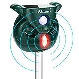 Best Ultrasonic Dog Repellers - Ultrasonic Animal Repeller Pest Cat Fox Repellent, Solar Review