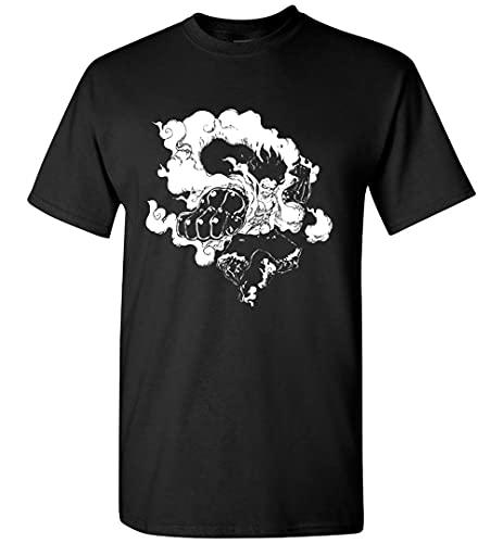 Luffy Gear 4 Snake Man Camiseta de una pieza