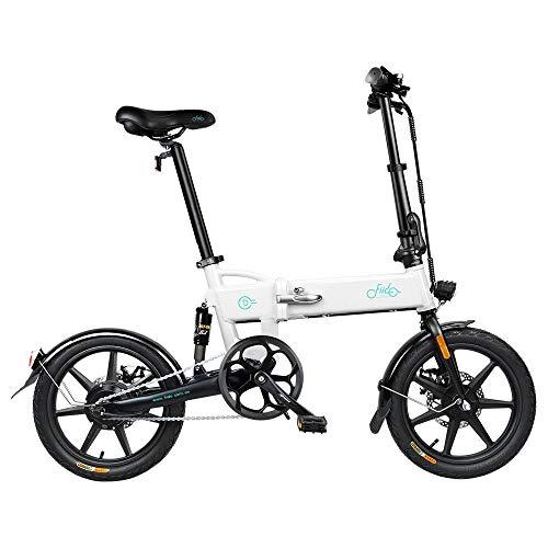 GoZheec FIIDO D2 Vélo électrique,Pliable Ebike avec36V 7.8Ah Li-ION Batterie...