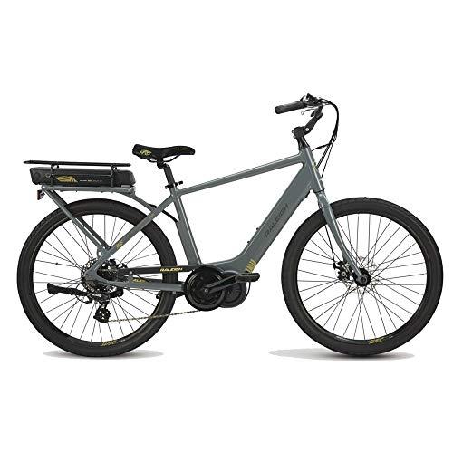 RALEIGH Electric Sprite iE eBike Grey Large Hybrid City Bike