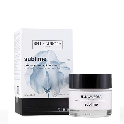 Bella Aurora Sublime Crema Anti-Edad Intensiva De Día - 50 ml.