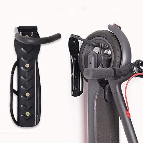 Linghuang Fahrrad Wand Halterung für Xiaomi M365 / M365 Pro/Ninebot ES1 ES2 Zubehör für Elektroroller Max. Last 30 kg