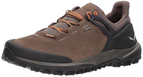 Salewa Herren MS Wander Hiker Gore-TEX Trekking- & Wanderstiefel, Walnut/New Cumin 7506, 44.5 EU