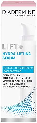 3x Diadermine Hydra-Lifting Anti-Age Gesichtspflege Serum feinere Haut je 40ml
