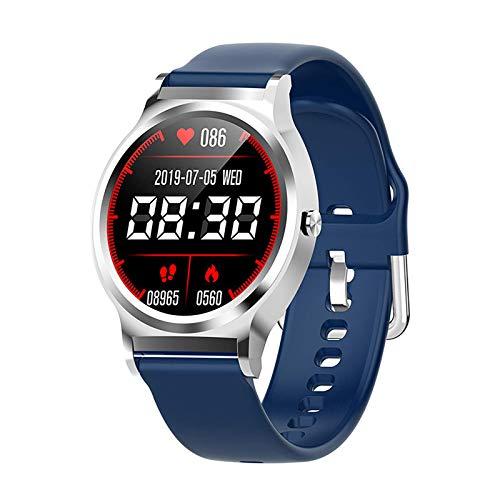 OH Manera Elegante Reloj Deportivo, Rastreador de Ejercicios Watch Y Del Ritmo Cardíaco Del Monitor de Presión Arterial Pulsera Inteligente Impermeable de Los Deportes de Bluetooth