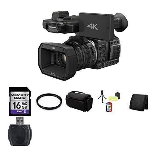 Panasonic HC-X1000 4K DCI/Ultra HD/Full HD Camcorder 16GB (International Model)