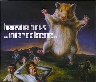 Beastie Boys: Intergalactic [CD-Single, Grand Royal 7243 8 85856 2 / CDCL803]