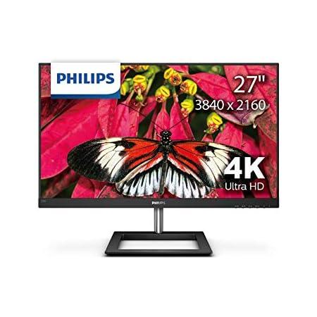 PHILIPS ディスプレイ 278E1A/11 (27インチ/4K/IPS/5年保証/HDMI/DisplayPort/PIP&PBP)