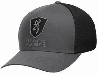 Alfa Mesh Back FF Cap, Grey/Black, Large/X-Large