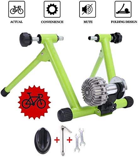 ZJWD Bicycle Turbo Trainer Entrenador De Bicicleta De Carretera 750W Trainer Elite...