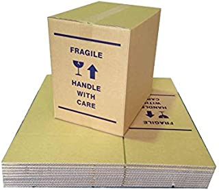 20X50l Bookwine Cardboard Moving Boxes