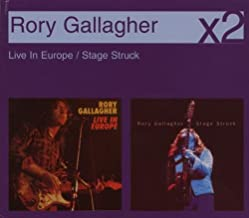 Live in Europe/Stage Struck