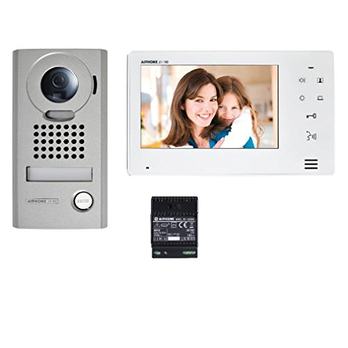 AIPHONE - Kit video platine saillie avec moniteur ecran 7 130400 JOS1V - AIP-130400
