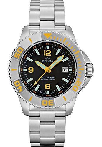 DELMA - Armbanduhr - Herren - Blue Shark III - 41701.700.6.034