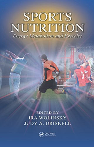 Sports Nutrition: Energy Metabolism and Exercise (Nutrition in Exercise & Sport) (English Edition)