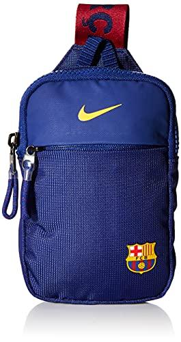 NIKE FC Barcelona Stadium, Bandolera Hombre, Loyal Blue Noble Red Varsity Maize, Talla única