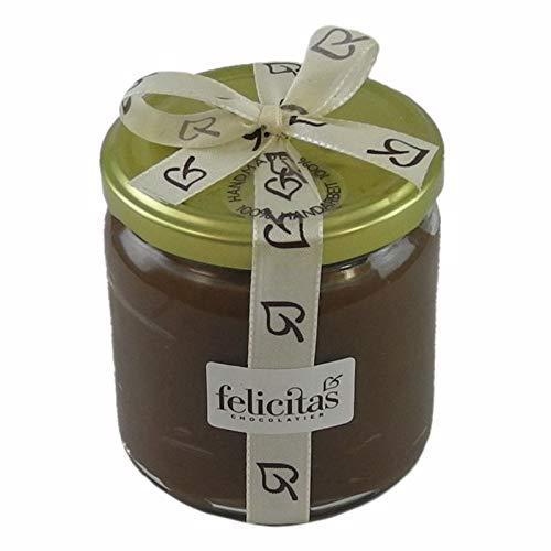 Nuss-Nougat Creme von der Confiserie Felicitas (400 g)
