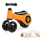 WDXIN Bicicleta sin Pedales Bebé Juguetes 1-3 años de Edad Bebe Deslizante...