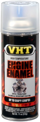 VHT SP145 Engine Enamel Gloss Clear Can - 11 oz.