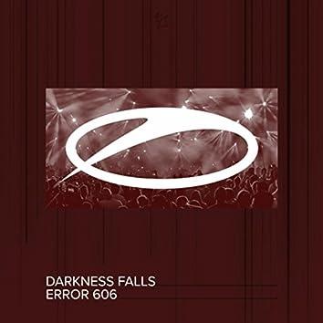Error 606