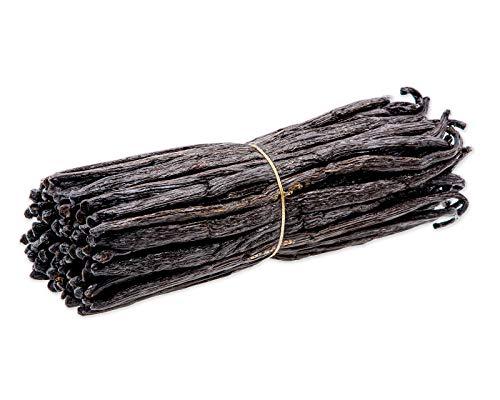 Madagascar Vanilla Beans  Extract Grade B Vanilla Pods  Bourbon Vanilla Planifolia from Madagascar for Cooking Baking and Vanilla Extract 25lb/4oz Whole Vanilla Beans