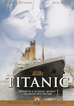 DVD Titanic Book