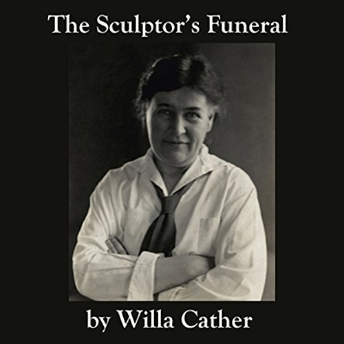 The Sculptor's Funeral audiobook cover art