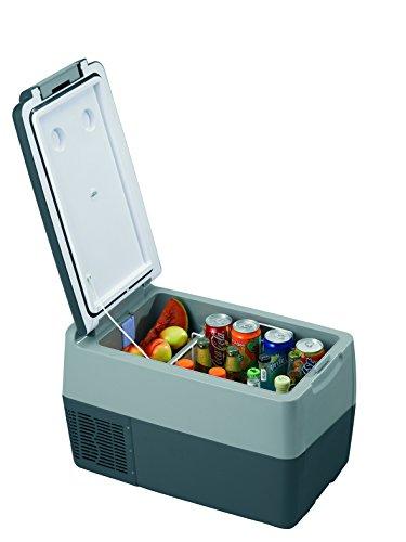 Indel B TB31 Réfrigérateur Portable à Compresseur, Gris Clair/Gris Foncé