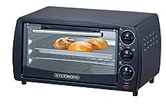 Minioven 13 liter | Pizzaoven | Timer | huis-aan-huis kruimelplaat | Minioven | Oven | Kleine oven | 1200 watt*
