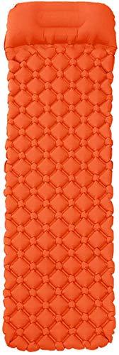 FEFCK Esterilla Camping Almohadilla para Dormir Ultralight Inflable Colchón de Aire Mejores Almohadillas para Dormir para mochileros Playa de Senderismo 190 * 57 * 5 cm