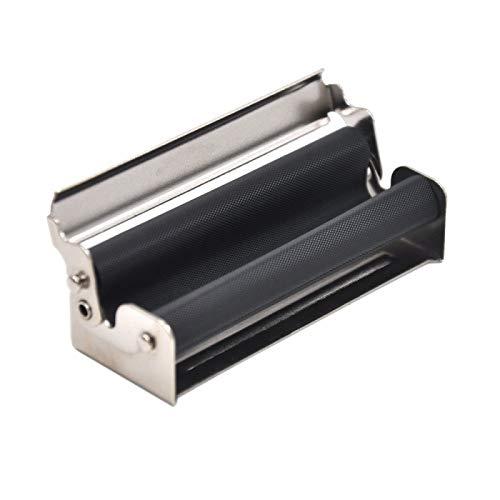 CattleBie 2 PCS 78mm Metal batir Rodillo Tabaco Cigarrillo