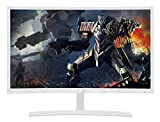 Full HD Curved VA Panel with 1920 X 1080 Resolution I Curve 1800R Form Factor 4 MS Response Time I 75 Hz Refresh Rate I AMD Free Sync Technology Connectivity Options include HDMI, VGA Ports with Inbox HDMI & VGA Cables Care for your eyes with Acer Bl...