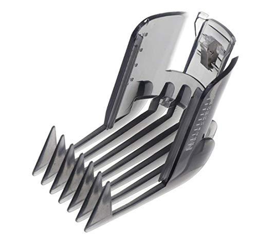 YanBan Peine de repuesto para cortadora de cabello para Philips QC5105 QC5115 QC5120 QC5125 QC5130 QC5135 peque&ntildeo (3-21mm)