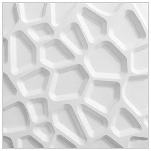 WallArt Paneles de Pared 3D Gaps...