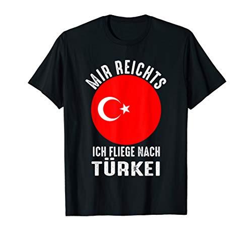 Türkei Sommerferien Urlaub Reise Badeurlaub Alanya Lustig T-Shirt