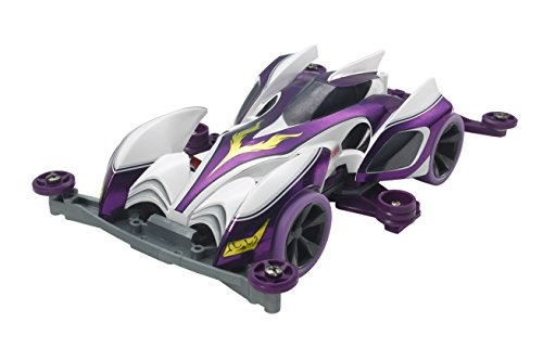 TAMIYA MINI 4 WD SHINNING SCORPION PREMIUM VIOLET EDITION LIMITED ITEM 95036 SUPER II CHASSIS FULLY COWLED SERIES