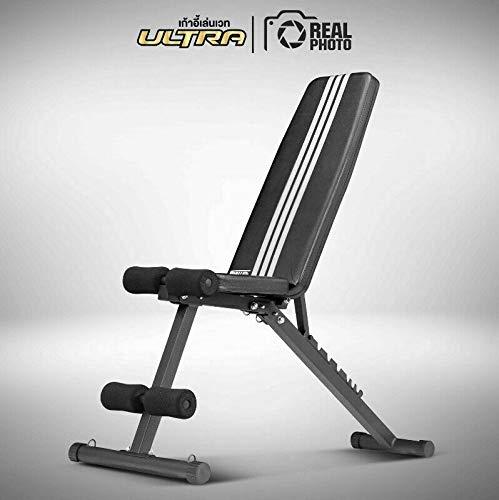 IronTech Adjustable Weight Bench - Utility Weight Incline/Decline Bench